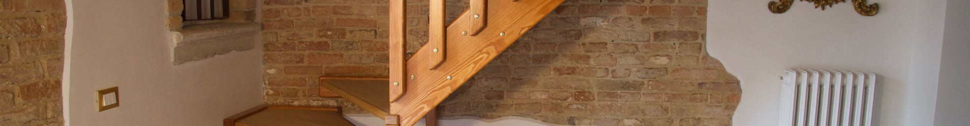 CUSTOM-MADE STAIRCASES